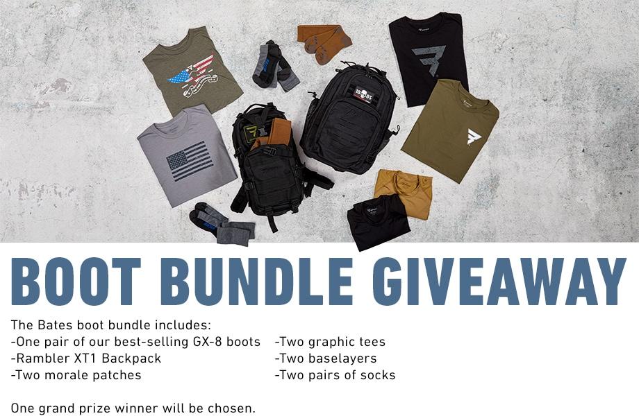 Boot Bundle Giveaway