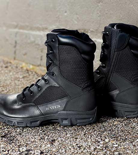 Military Tactical Security Boots Amp Uniform Shoes Bates