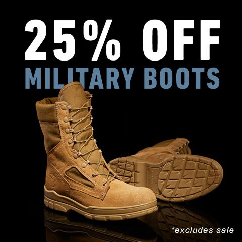 USMC | Bates Footwear
