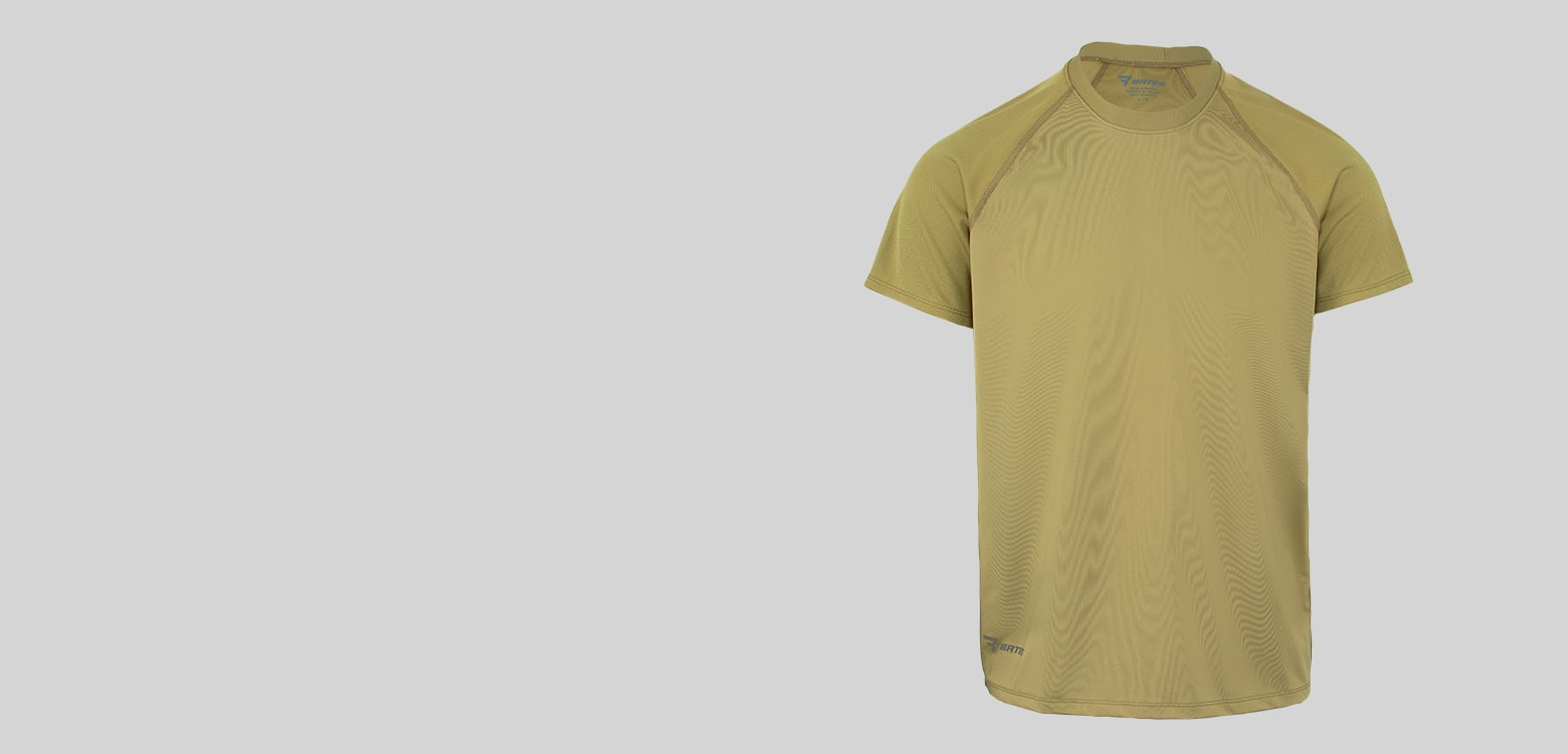 Bates baselayer t-shirt.