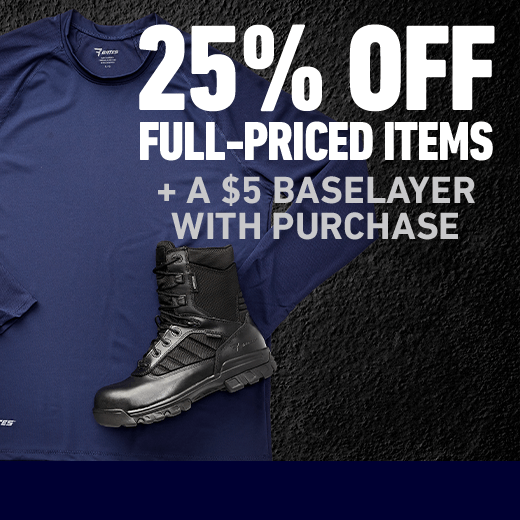 25% off full priced items. Plus a $5 baselayer with purchase. Use code BLACKFRIDAY2020.