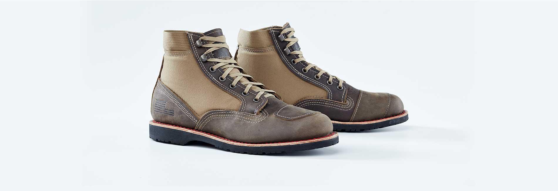 Men Freedom Boot Motorcycle Boots Bates Footwear