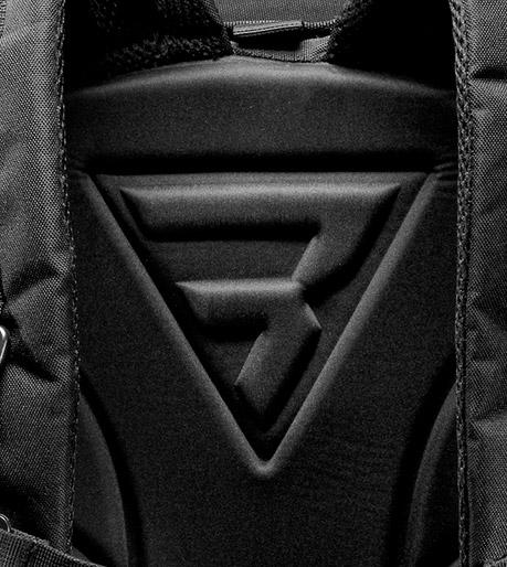 Black Bates Backpack