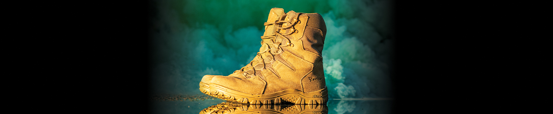 Bates Footwear Military Boots